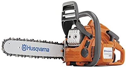 "Husqvarna 435 chainsaw 40.9cc 15"" bar & chain"