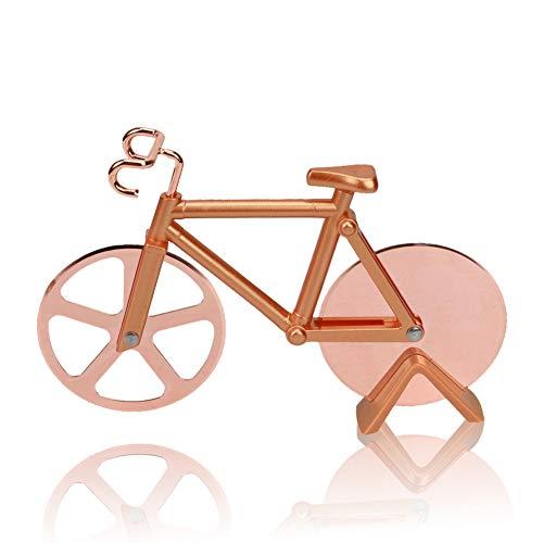 Cortapizzas,Bicicleta Cortador de Pizza