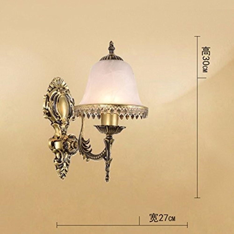 Im europischen Stil Wandleuchte minimalistischen creative Lounge Das Schlafzimmer Nachttisch Lampe in das Licht der Antike Treppe LED-Wand wenn die ridors offensichtlich, 6.