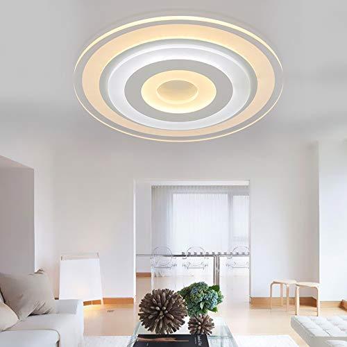 LED-Deckenleuchte 3D-Serie Lichtfarbe und Lichthelligkeit dimmbare Fernbedienung enthalten