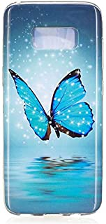 Xact Glow in the Dark Phone Case for Samsung Galaxy (S10E, Butterfly)