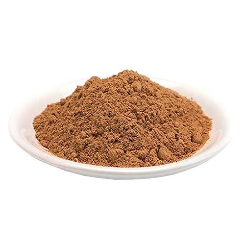 Poudre de caroube légère BIO 1 kg biologique, aliment cru, sans gluten, végétalien, idéal pour jus de smoothies superalimentaires, boissons, shakes, vegan 1000g