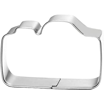 ZDYWY Camera Shaped Cookie Cutters