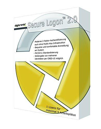 Secure Logon(TM) 2.0 -Starke 2-Faktor-Authentifizierung-