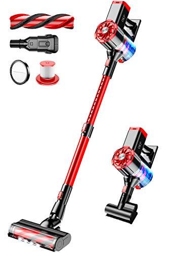Cordless Vacuum Cleaner Lightweight Stick Handheld...