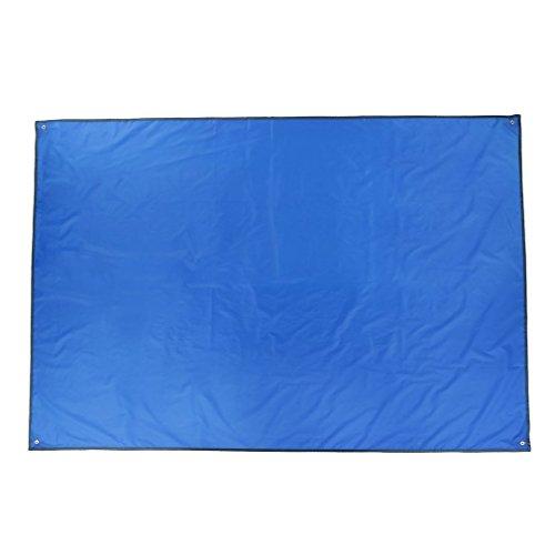 OUTAD Picknickdecke Staubschutz Wasserdichter Strand Decke Camp Decke für Picknick, BBQ, Camp,Pause oder Spiel im Garten und Strand