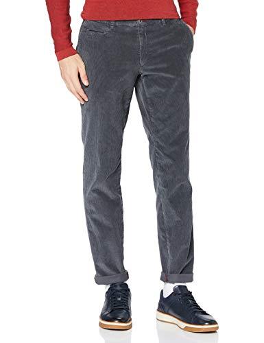BRAX Style Fabio in Pantaloni, Graphite, 36W/ 32L Uomo