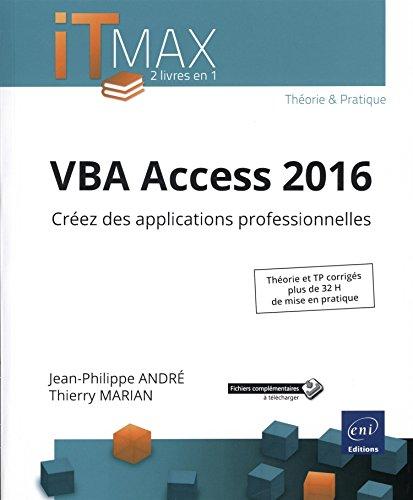 VBA Access 2016