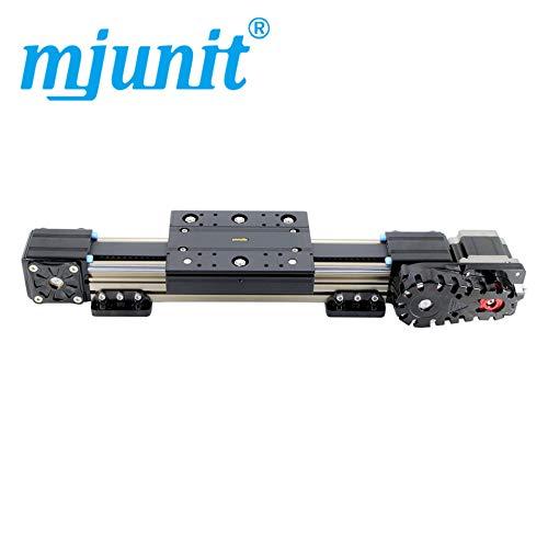 mjunit MJ70 XYZ Three axis Linear Guide Belt Drive Module Moveme