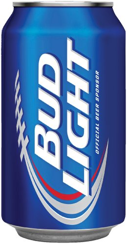 Bud Light 12oz (355mL can)