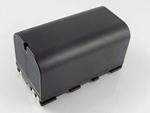 vhbw Batterie Li-ION 5600mAh (7.4V) pour caméra Laser Geomax Stonex R6, Geomax Zoom 20, Zoom 30, Zoom 35, Zoom 80 comme Geomax ZBA200, ZBA400