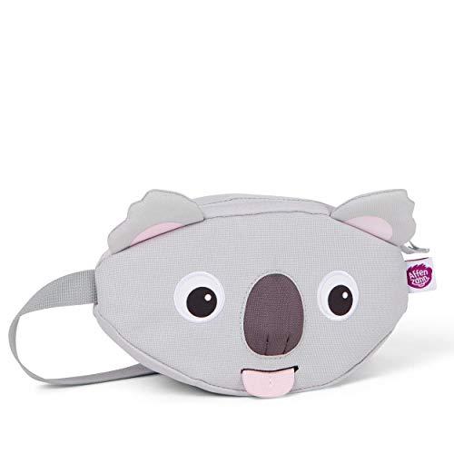 Affenzahn Bauchtasche für Kinder im Kindergarten - Koala - Grau