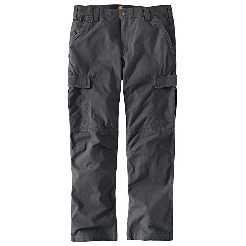 Carhartt 104200 Force Broxton Cargo Trousers - Shadow - Gr. W38/L32