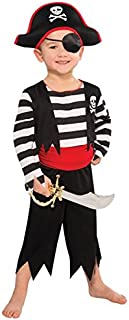 Costumes USA Rascal Pirate - Small