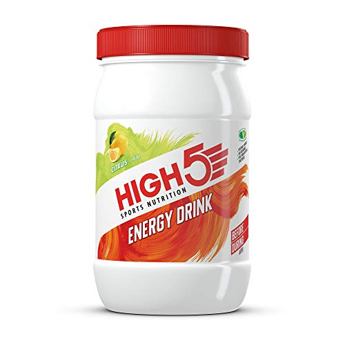 High5 Energy Source Citrus (1.0 kg Jar), 1er Pack (1 x 1 kg)