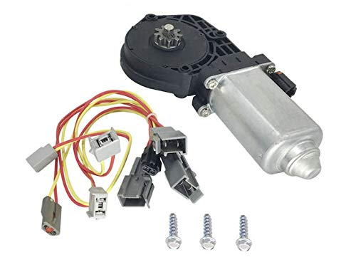 Tailgate Window Motor - Compatible with 1978-1988 Ford Bronco