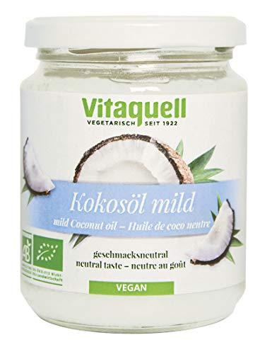 Vitaquell Kokosöl Bio, mild 215 ml