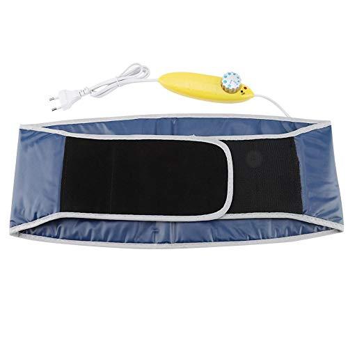 Duokon Cinturón de Adelgazamiento de Cintura, Sauna eléctrica para Adelgazar la Cintura, pérdida de Peso, Quemador de calorías, cinturón Adelgazante para Entrenamiento de Cintura para pérdida de Peso