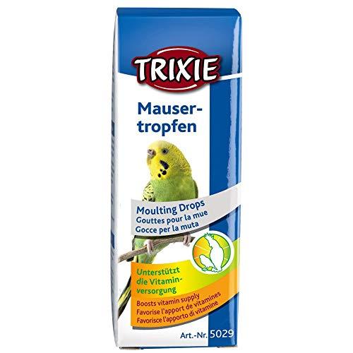 TRIXIE Vitaminas, Minerales y Oligoelementos para Pájaros, 15 ml, Pájaros