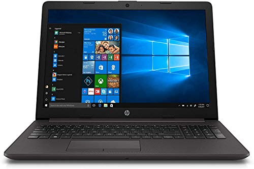 HP Notebook (17.3 Zoll HD+), AMD Ryzen 5 Quad Core, 4 x 3.70 GHz, 8GB DDR4 RAM, 256GB SSD, AMD Radeon Vega 8 Grafik, Windows 10 Pro