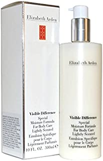 Elizabeth Arden Visible Difference Special Moisture Formula for Bodycare, 10 oz