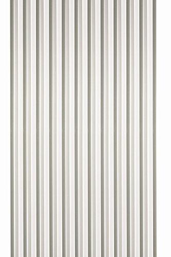 Leguana Handels GmbH Insektenschutz Türvorhang Streifenvorhang grau-weiß