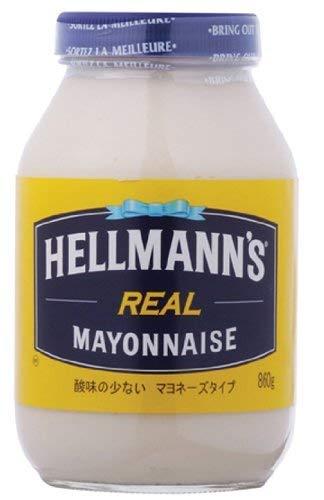 ヘルマン リアルマヨネーズ 860g 3本