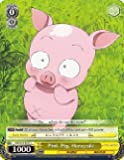 Pink Pig, Haruyuki - AW/S18-E017 - C - Accel World Booster Pack