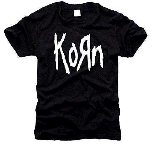 Korn - T-Shirt, Gr. L