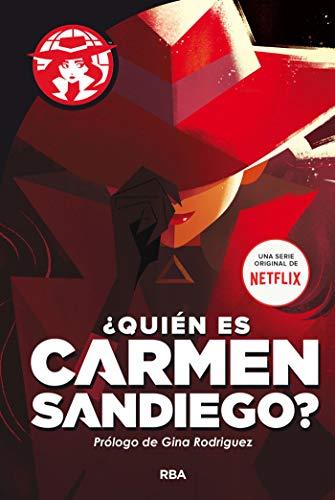 ¿Quién es Carmen Sandiego? (FICCIÓN KIDS)