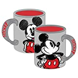 Disney Classic Mickey Mouse Ceramic Mug, 14 oz