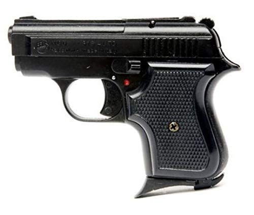 Pistola Bruni a salve 315 auto nera calibro 8 mm