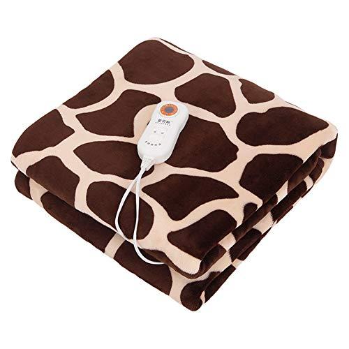 Verwarmingsdeken, verwarmde matrashoes, lichaamswarmer, thermostaat, mat, snelle opwarmtijd, wasbaar voor lichaam, knieschouder, 160 x 120 cm, 220 V