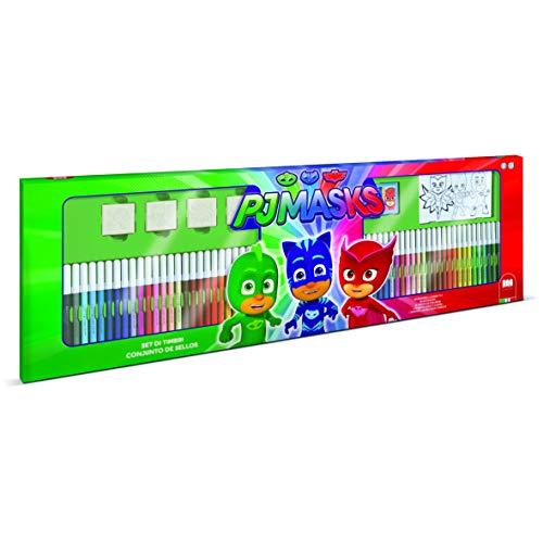 la colorazione Pad Mini Matite Colorate Pad 4 Confezione da McSTUFFINS Play DOC 3 nel 1