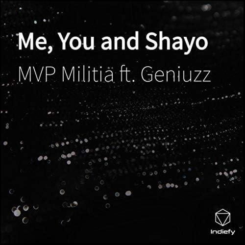 MVP Militia feat. Geniuzz