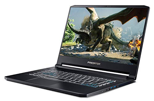 Acer Predator Triton 500 Thin & Light Gaming Laptop, Intel Core i7-8750H, GeForce RTX 2080 Max-Q, 15.6