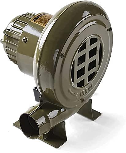 CFLDSG Blacksmith Centrifugal Blacksmith, Soplador eléctrico Variable Barbacoa 220V Barbacoa Soplador Forja...