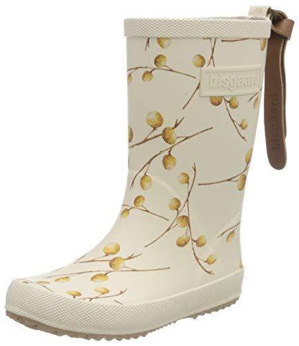 Bisgaard Fashion Rain Boot, Creme, 31 EU