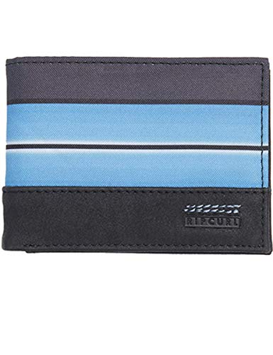 RIP CURL Cartera Raptured PU Slim 70 - Azul