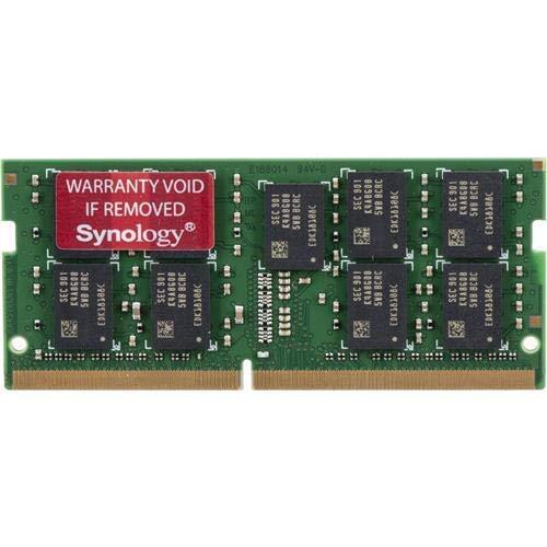 Synology RAM DDR4-2666 ECC SO-DIMM 16GB (D4ECSO-2666-16G)