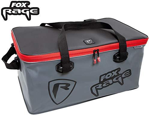 Fox Rage Voyager XL welded bag 58x38x28cm - Tackletasche für Kunstköder & Angelzubehör, Angeltasche für Köderboxen, Zubehörtasche