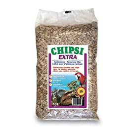 Chipsi Extra Beechwood Wood Chip EXTRA EXTRA LARGE (8mm) 70 LITRE / 15kg (TP)(CHIPXXL15/JRS305)