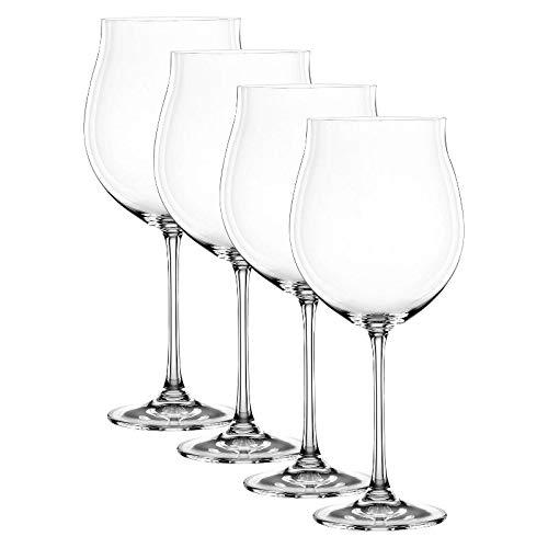 Nachtmann - Burgunder-Pokal - Weinglas - Vivendi - 4 er Set