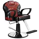 Artist Hand 20' Wide All Purpose Hydraulic Barber Chair...