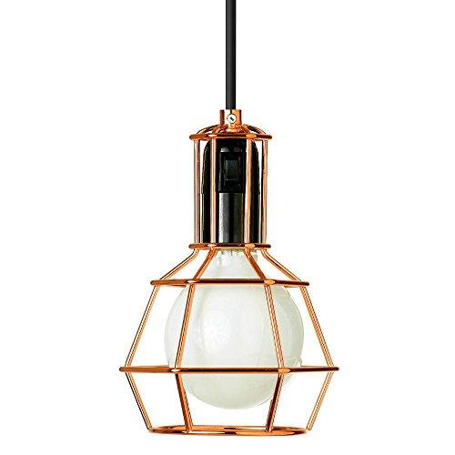 WORK LAMP - Lampe Baladeuse Cuivre H21cm - Lampe à poser Design Stockholm House designé par Form Us With Love
