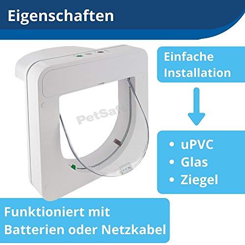 PetSafe Petporte smart flap Katzenklappe mit Mikrochip - 6