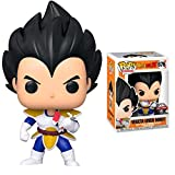 Funko Pop Dragonball - Vegeta (Over 9000!) #676 Vinyl 3.9inch Animation Figure Anime Derivatives,Mul...