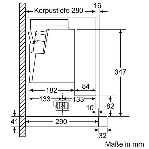 Bosch DFS067J50 Serie 8 Flachschirmhaube – Edelstahl - 7