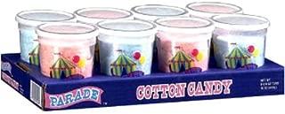 Parade Cotton Candy, 2 Ounce, 8 Count