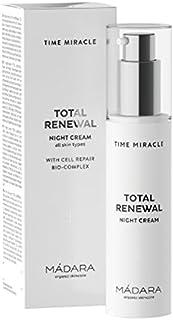 MÁDARA | Time Miracle Total Renewal Nachtcreme, 50 ml